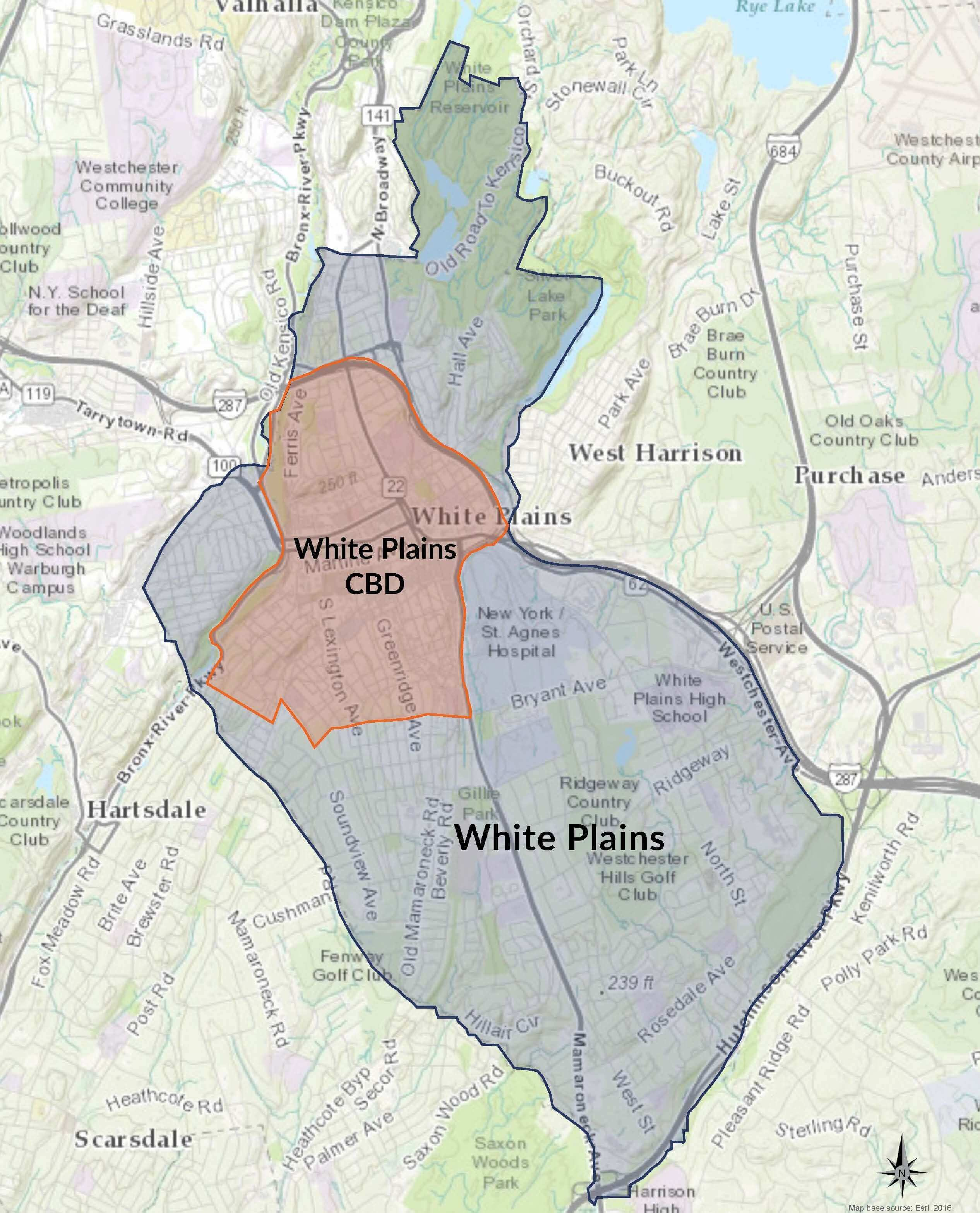 Westchester County and White Plains Retail Market Report