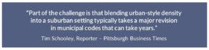 Development Sites - Form-Based Code - Tim Schooley Quote