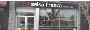 Retail Tenant Representation - Salsa Fresca - NY and CT