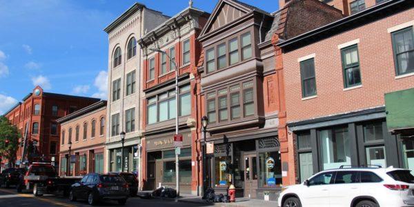 Yonkers Opportunity Zone - Warburton Avenue