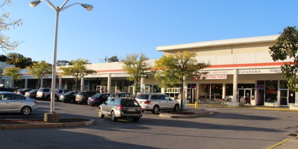 Admiral Real Estate - 20 Triangle Center Shopping Center Yorktown Heights Retail Office Restaurant Medical Urgent Care