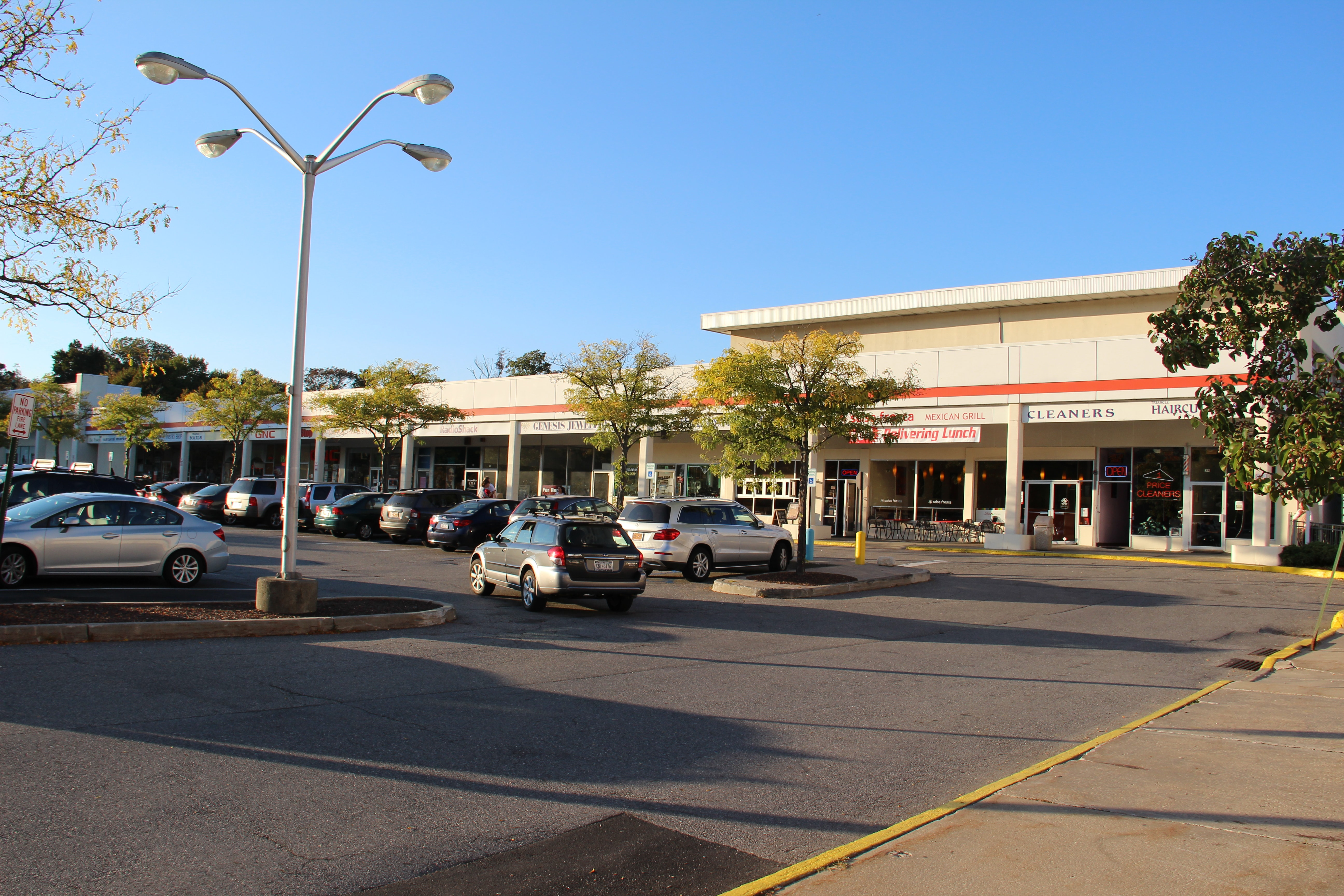 Yorktown Heights Triangle Shopping Center M Admiral Real