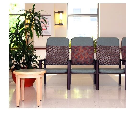 Admiral Real Estate - Medical Office Waiting Room
