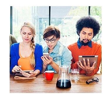 Admiral Real Estate - Social Media and Millennials