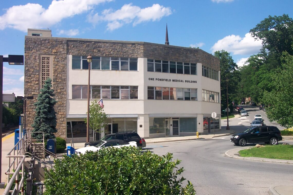 Admiral Real Estate - 1 pondfield road bronxville office or medical use urgent care