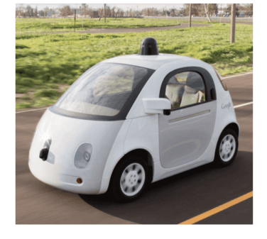 Admiral Real Estate - Selfdriving Google Car