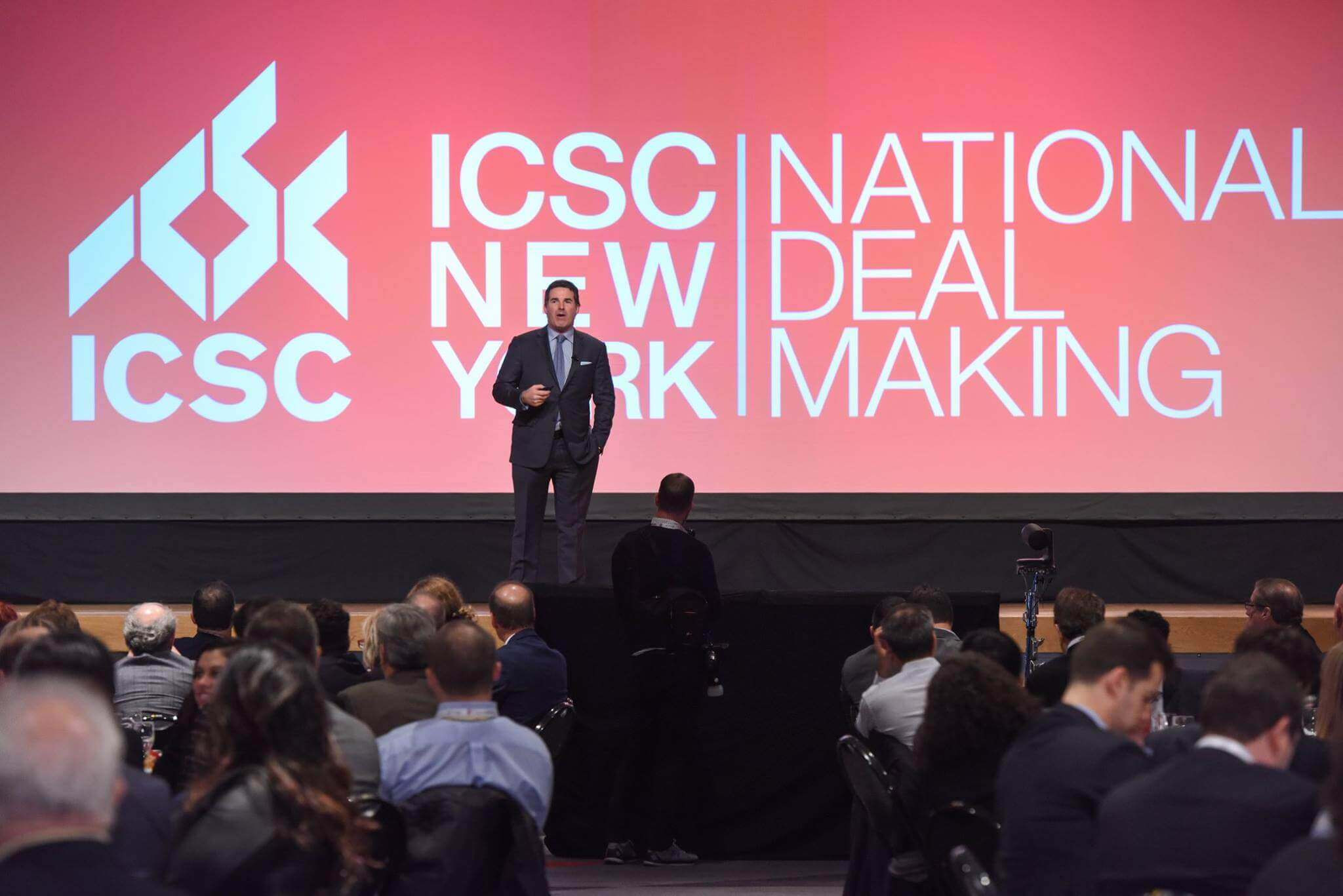 admiral real estate icsc new york 2016 keynote speaker kevin plank under armour