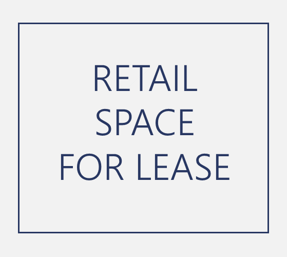 Retail Leasing - Admiral Real Estate