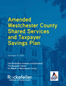 Admiral - Amended Westchester CWSSI Report Cover