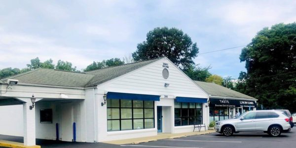 Admiral Real Estate - 265 Route 202 Somers Retail Bank Office Restaurant Drive Thru