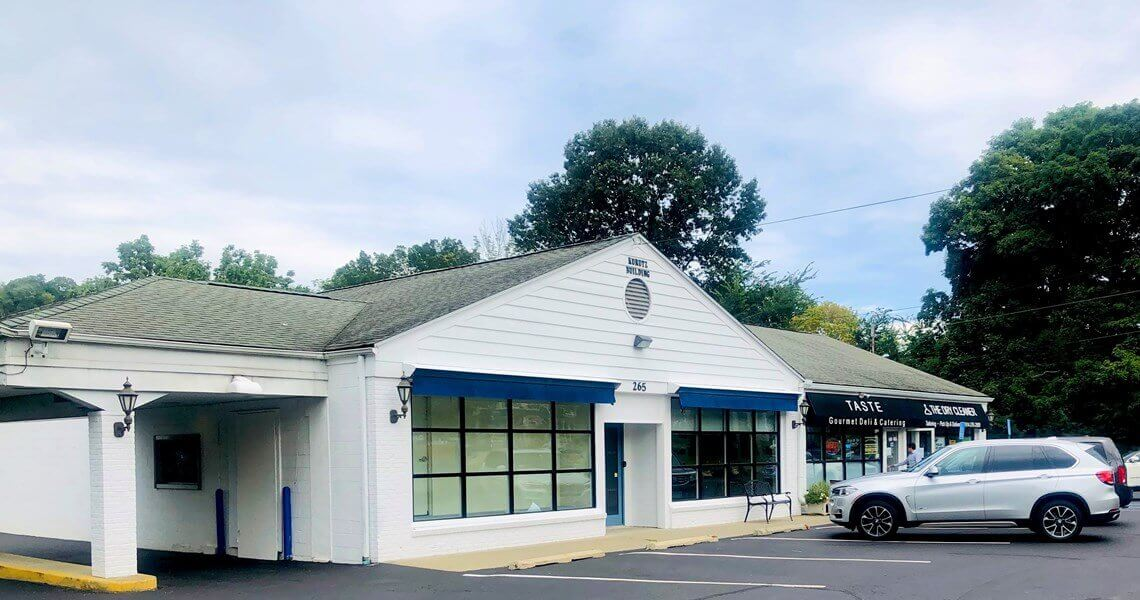 Admiral Real Estate - 265 Route 202 Somers Bank Retail Restaurant Drive Thru