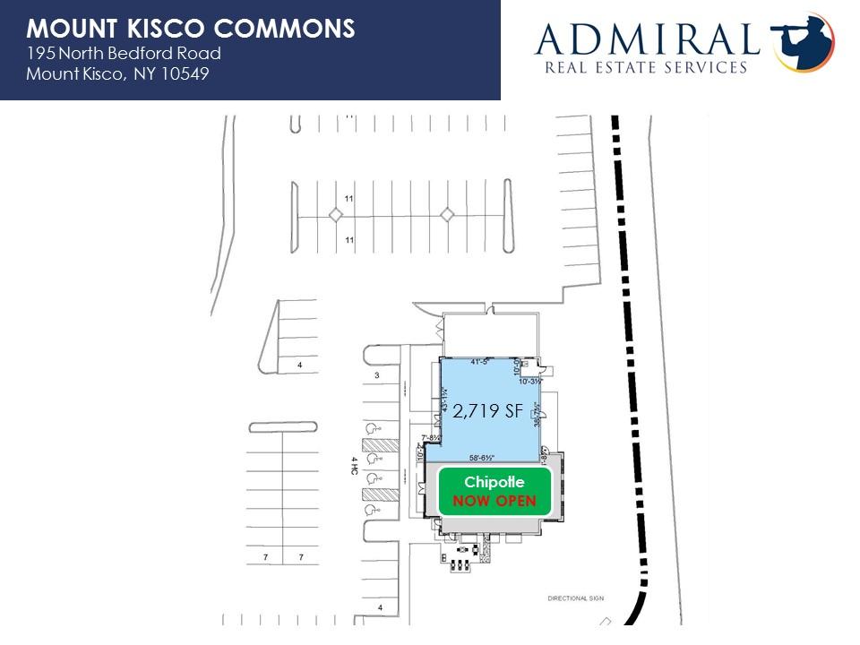 Mount Kisco Retail 195 N Bedford Rd Mt Kisco Admiral