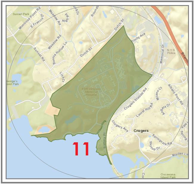 Westchester County Opportunity Zones - Cortlandt