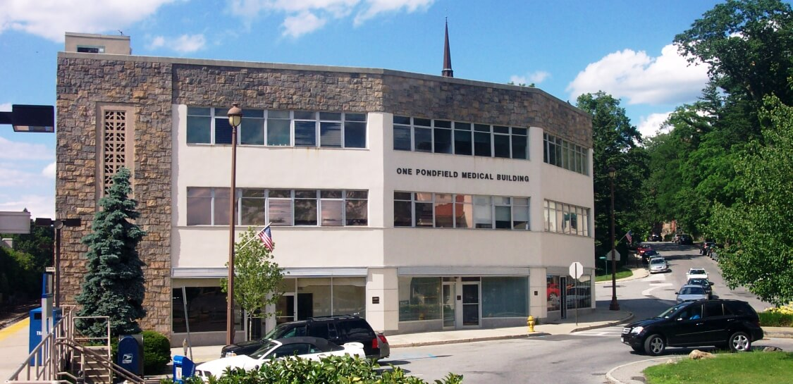admiral real estate - 1 pondfield road bronxville medical space second floor -M