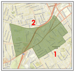 New Rochelle Opportunity Zones