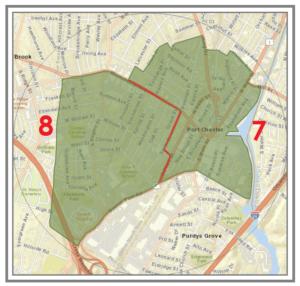 Port Chester Opportunity Zones