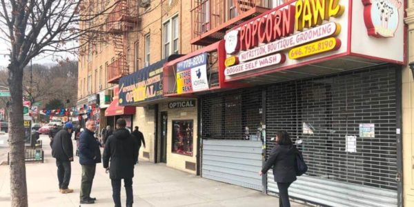 Admiral Real Estate - 4769 4771 Broadway New York Inwood Manhattan Retail Restaurant Office