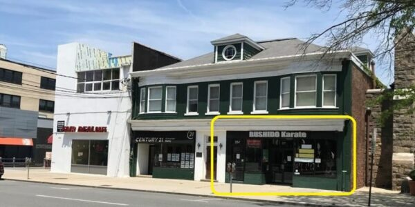 Admiral Real Estate - 257 Mamaroneck Ave - White Plains Retail Office Space