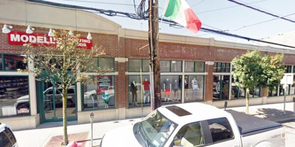 admiral real estate - 162 east main street mount kisco retail for lease former modells sporting goods - M